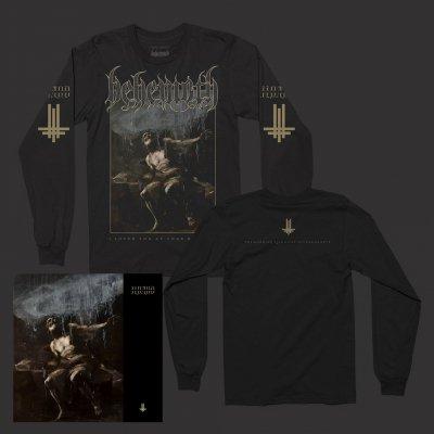 behemoth - ILYAYD | CD-Digibook+Longsleeve Bundle