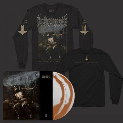 Behemoth - ILYAYD | 2xBronze/Clear Vinyl+Longsleeve Bundle
