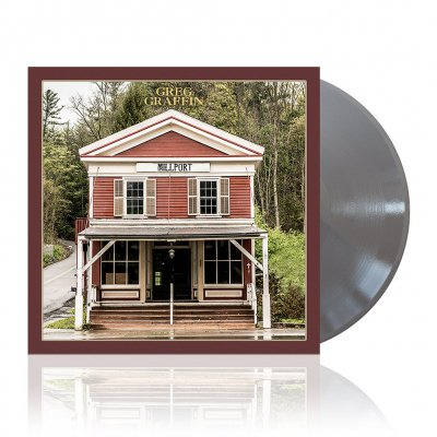 greg-graffin - Millport | Silver Vinyl