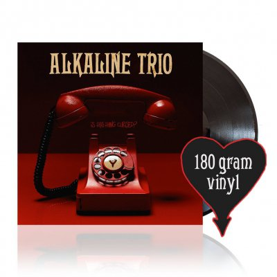 Alkaline Trio - Is This Thing Cursed? | 180g Black Vinyl