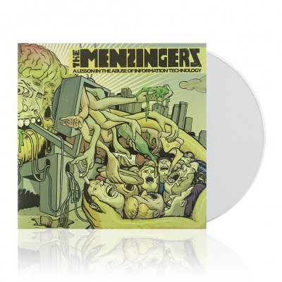 The Menzingers - A Lesson In The Abuse Of... | White Vinyl