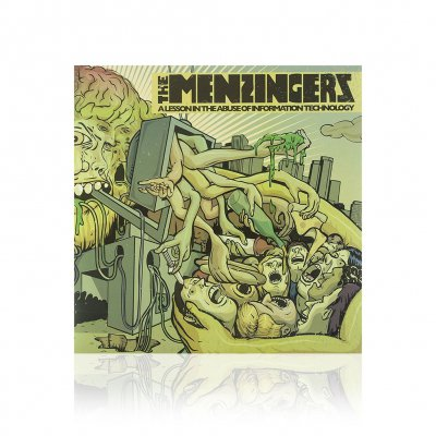 The Menzingers - A Lesson In The Abuse Of... | CD
