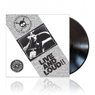 epitaph-records - Live And Loud | Black Vinyl