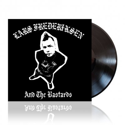 epitaph-records - Lars Frederiksen And The Bastards | Black Vinyl