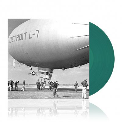shop - Detroit | Green Vinyl