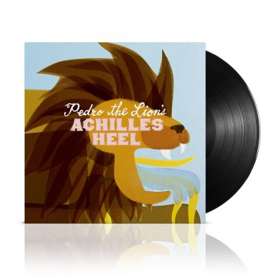 Pedro The Lion - Achilles' Heel | Black Vinyl