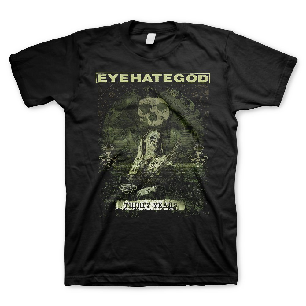 30th Anniversary T-Shirt EYEHATEGOD