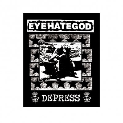 shop - Depress | Backpatch