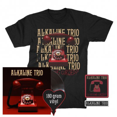 alkaline-trio - Is This Thing Cursed?/Repeater | Black Vinyl Bundle