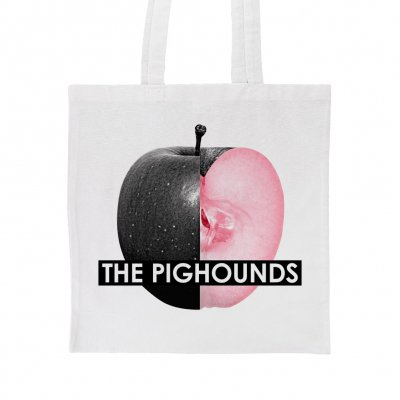 The Pighounds - Apple | Totebag