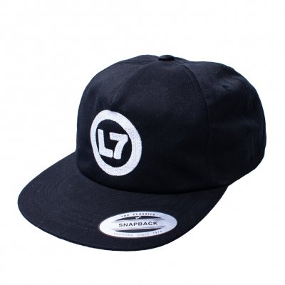 L7 - Spray Logo | Snapback Cap