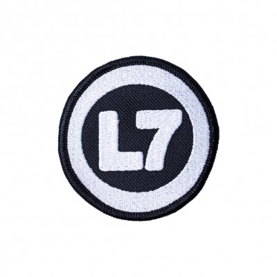 L7 - Spray Logo | Patch