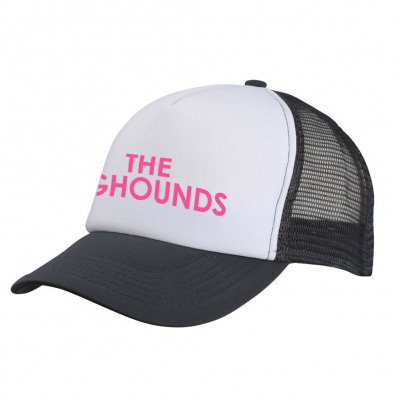 The Pighounds - Pink Logo | Trucker Cup