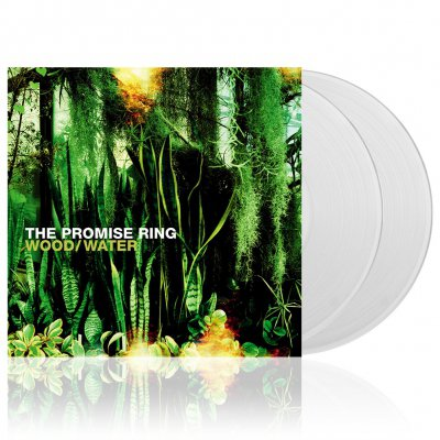 The Promise Ring - Wood/Water | 2xClear Vinyl