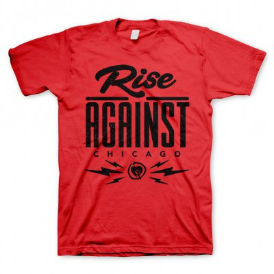 rise-against - Type Red | T-Shirt