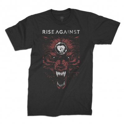 rise-against - New Wolf | T-Shirt