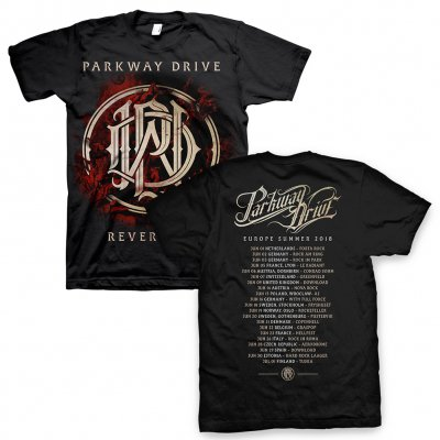 Parkway Drive - Monogram Tour | T-Shirt