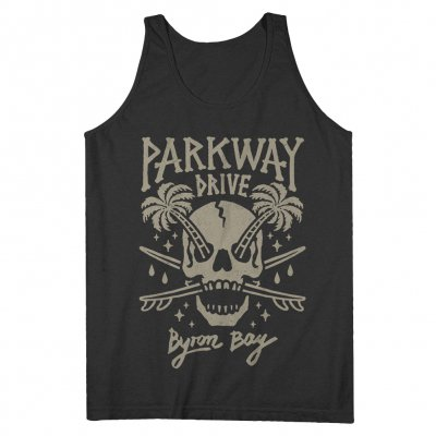 shop - Skull Palms | Tank Top