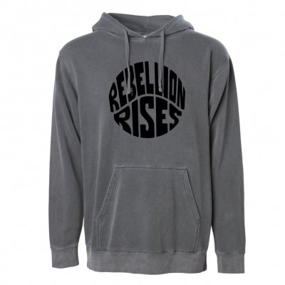 ziggy-marley - Rebellion Rises | Hooded Sweatshirt