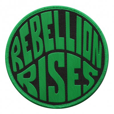 Rebellion Rises | Patch Green