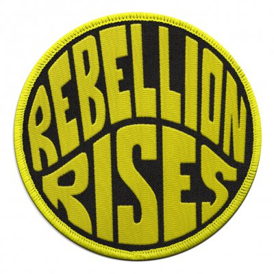 Rebellion Rises | Patch Yellow