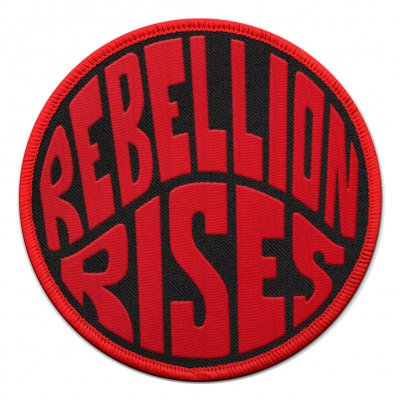 Rebellion Rises | Patch Red