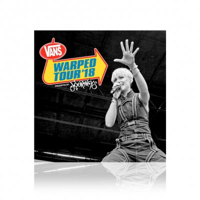 Vans Warped Tour 2018 Tour Compilation | CD