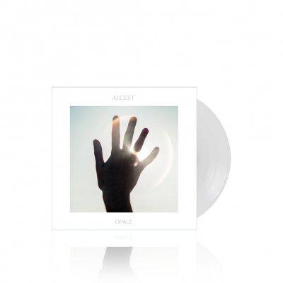 alcest - Opale   White 7 Inch
