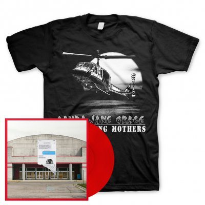 Laura Jane Grace And The Devouring Mothers - Bought To Rot | Deluxe Red Vinyl Bundle