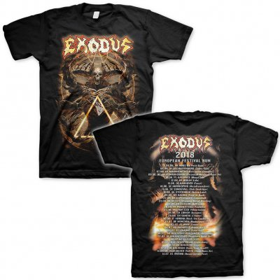 Exodus - 2018 European Festival Run | T-Shirt
