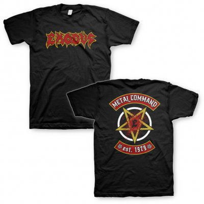 exodus - Metal Command | T-Shirt