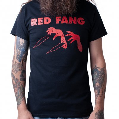 Red Fang - Witch Hands Red | T-Shirt