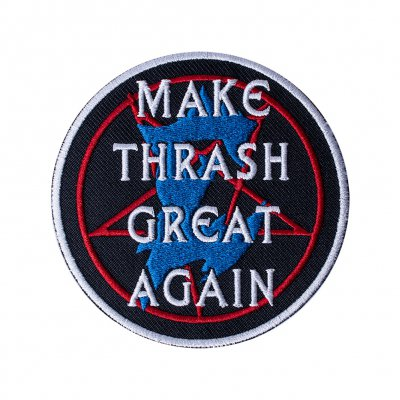 shop - Make Thrash Great Again | Patch