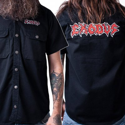 exodus - Logo | Worker Shirt