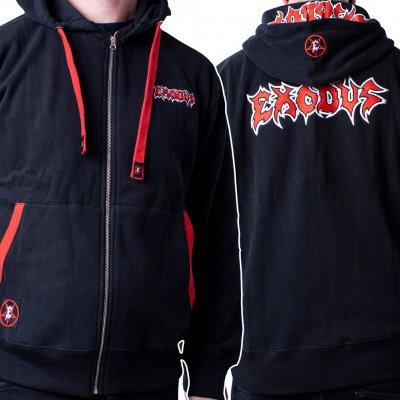 exodus - Logo | Zip Hood