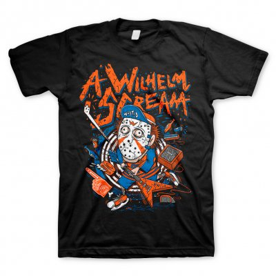 A Wilhelm Scream - Hockey | T-Shirt