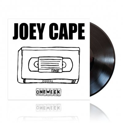 Joey Cape - One Week Record - Covers | Black Vinyl