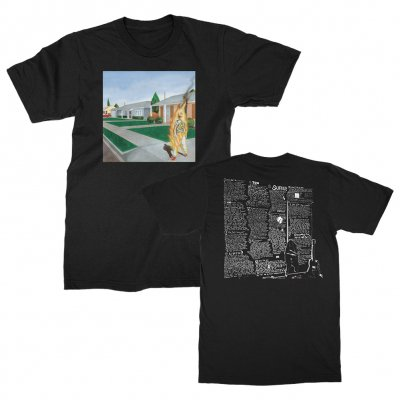 shop - Suffer Album Black | T-Shirt