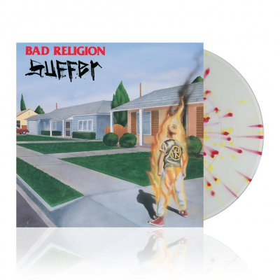 Bad Religion - Suffer 30th Anni. Edition| Colored Vinyl