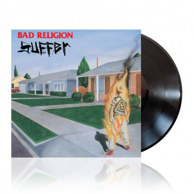 bad-religion - Suffer 30th Anni. Edition | Black Vinyl