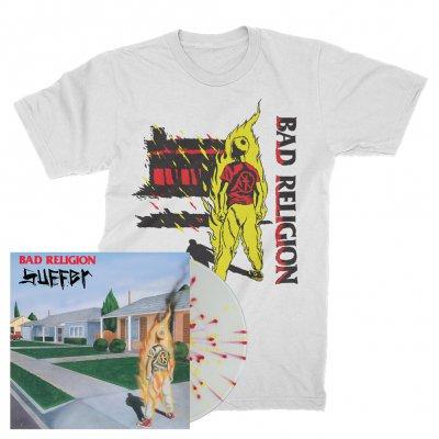 bad-religion - Suffer 30th Anni. Edition | Vinyl Bundle
