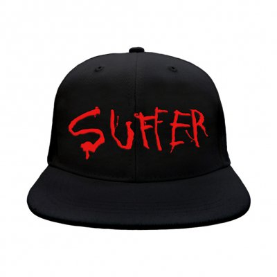 shop - Suffer | Snapback Cap