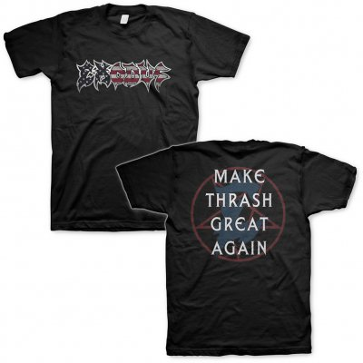 exodus - Make Thrash Great Again | T-Shirt
