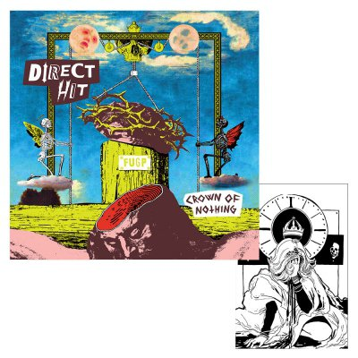Direct Hit - Crown of Nothing | CD Bundle