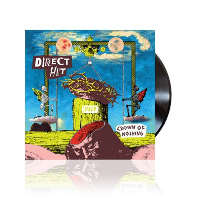 Direct Hit - Crown of Nothing | Black Vinyl