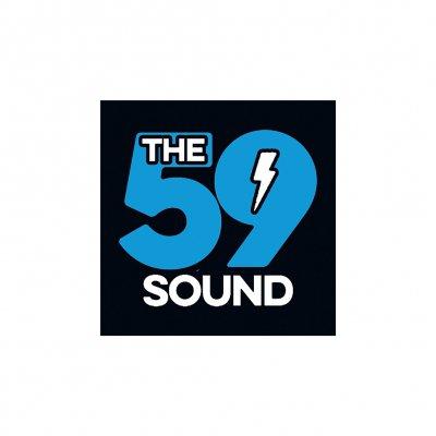 The Gaslight Anthem - 59 Sounds | Sticker