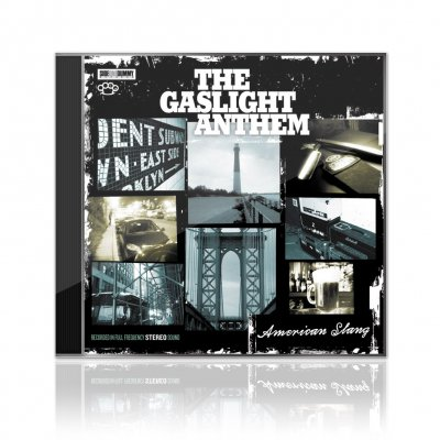 the-gaslight-anthem - American Slang | CD