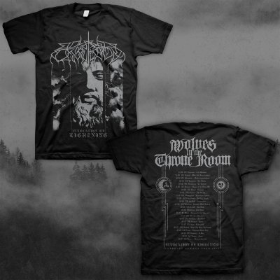 wolves-in-the-throne-room - Invocation Of Lightning Tour | T-Shirt