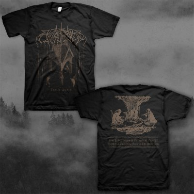 Wolves In The Throne Room - Thrice Woven Brown | T-Shirt