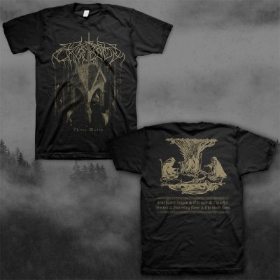 wolves-in-the-throne-room - Thrice Woven Gold | T-Shirt